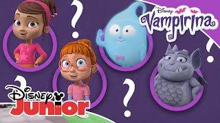 Vampirina  Hide and Shriek Game  Disney Junior UK