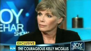 Kelly McGillis Top Gun on Uniglobe Ents 1 a Minute edited interview w Joy Behar