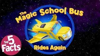 The Magic School Bus Rides Again 2017  Top 5 Facts