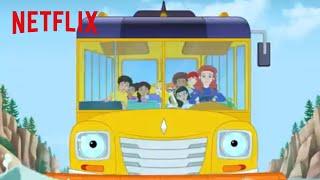The Magic School Bus Rides Again  Theme Song  Netflix Jr