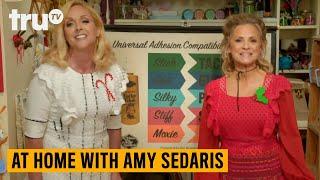 At Home With Amy Sedaris  TCA 2017 Glue Clip  truTV