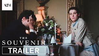 The Souvenir  Official Trailer HD  A24