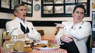 The Trips Steve Coogan and Rob Brydon Were not a double act  British GQ