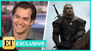 ComicCon 2019 The Witcher Henry Cavill On Becoming Geralt Exclusive