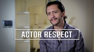 Clifton Collins Jr On How An Actor Earns Respect FULL INTERVIEW