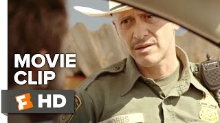 Transpecos Movie CLIP  House Keys 2016  Clifton Collins Jr Movie