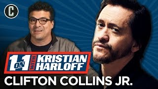 Clifton Collins Jr Interview  1 on 1 with Kristian Harloff