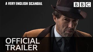 A Very English Scandal EXCLUSIVE TRAILER UK  Hugh Grant  Ben Whishaw  BBC