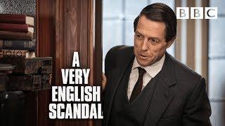 Hugh Grants Transformation  A Very English Scandal  BBC