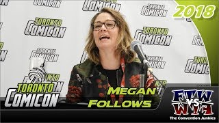 Megan Follows Anne of Green Gables Toronto ComiCon 2018 Full Panel