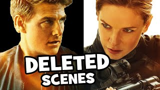 10 DELETED  CENSORED Scenes From MISSION IMPOSSIBLE Fallout