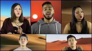 Arabian Nights  Aladdin Cover A Cappella  Backtrack  SideTrack 9