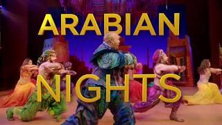 Arabian Nights from ALADDIN on Broadway Lyric Clip