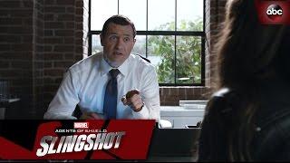 Slingshot Episode 2 John Hancock  Marvels Agents of SHIELD