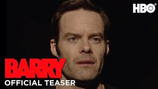 Barry Season 2  Official Teaser ft Bill Hader  HBO
