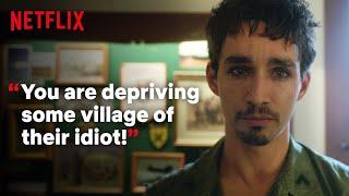The Umbrella Academy  Klaus Best Lines  Netflix