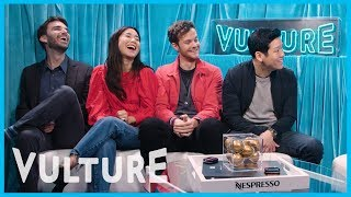 Wedding Culture Meets Cancel Culture with the Cast of Plus One