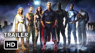 The Boys Amazon Trailer HD  Superhero series