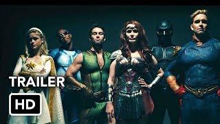 The Boys Amazon Trailer 2 HD  Superhero series