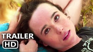 MY DAYS OF MERCY Official Trailer 2019 Ellen Page Kate Mara Movie HD