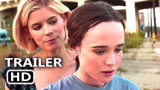 MY DAYS OF MERCY Official Trailer  2 2019 Ellen Page Kate Mara Movie HD