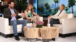 The Catastrophe Cast Meets Ellen