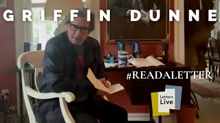 Griffin Dunne reads a letter from his father written during a year of selfisolation  ReadALetter