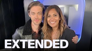 Tom Payne Talks Leading Role In Prodigal Son  EXTENDED