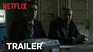 MINDHUNTER  Trailer 2  Netflix