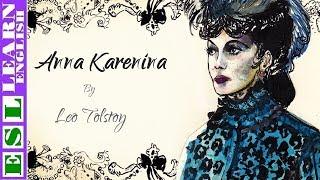 Learn English Through Story  Subtitles  Anna Karenina by Leo Tolstoy