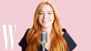 Lindsay Lohan Reenacts Her 8 Favorite Mean Girls Quotes  W Magazine