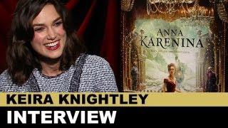 Anna Karenina 2012  Keira Knightley Interview  Beyond The Trailer