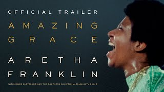 Amazing Grace Official Trailer  In Theaters April 5 2019